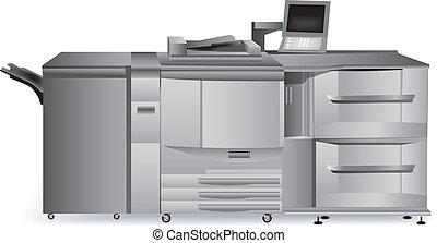 stampante, digitale