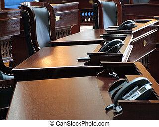 stanza, riunione, governo, /
