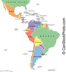 Cartina Fisica America Latina.Oceania Stati Politico Singolo Mappa Stati Politico Melanesia Asia Pacifico Oceania Geografico White Vector Canstock