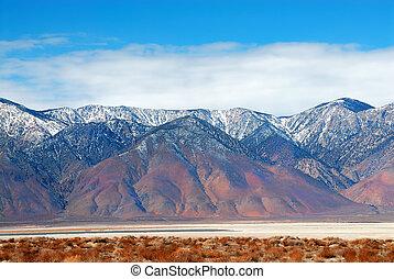 stati uniti, pan, valle, california, sale, morte, parco, nazionale