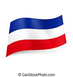 stato, bandiera iugoslavia