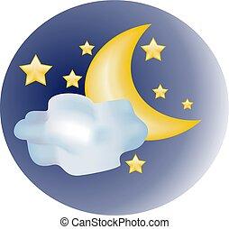 &, stella, luna