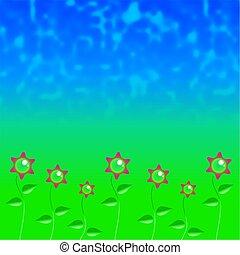 stellato, fiori
