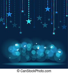 stelle, appendere