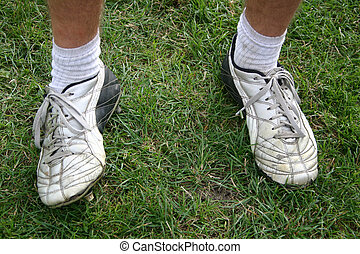 stivali football