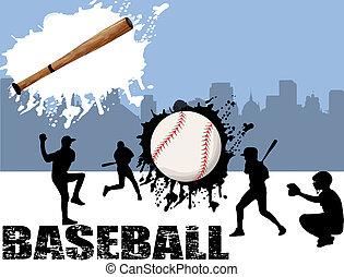 strada, baseball