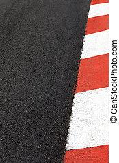 strada, motore, asfalto, monaco, prix, corsa, barbazzale, circuito, grande