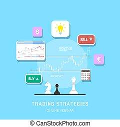 strategie, commercio, casato