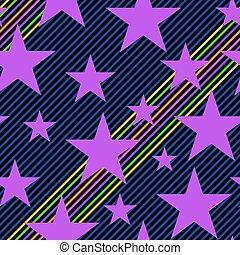 strisce stelle, modello