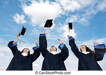 studenti, laureato