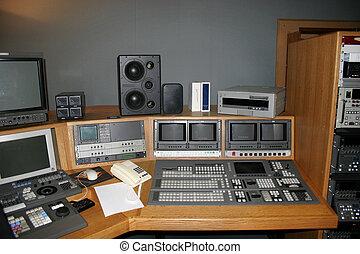 studio tv, galleria