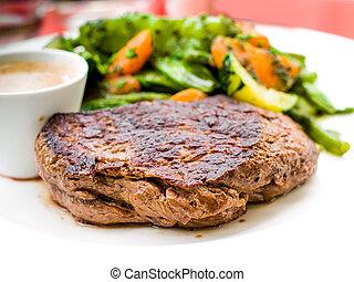 succoso, bistecca