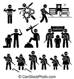 suicidio, terrorismo, bombardiere, terrorista