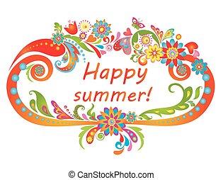 summer!, felice