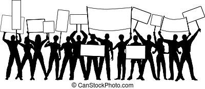 supporti, cartellone