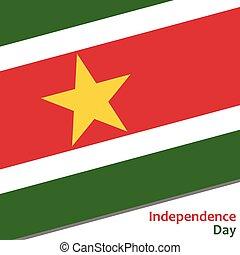 surinam, giorno indipendenza