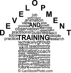 sviluppo, addestramento