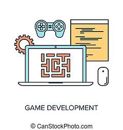 sviluppo, gioco
