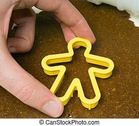 tagliatore biscotto
