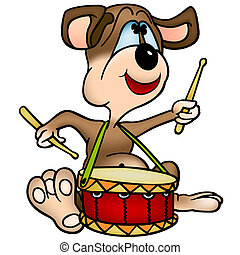 tamburino, cane