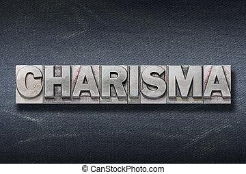 tana, carisma, parola