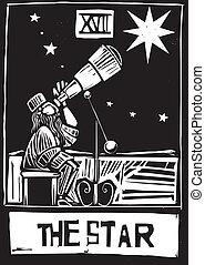 tarocco, stella
