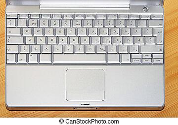 tastiera, quaderno