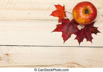 tavola, mela