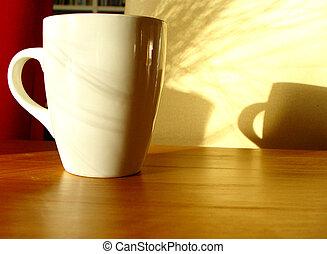 tazza, buon giorno
