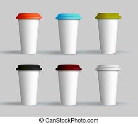 tazze caffè, set
