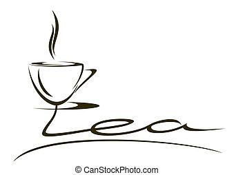 tea., tazza