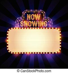 teatro, segno, vendemmia