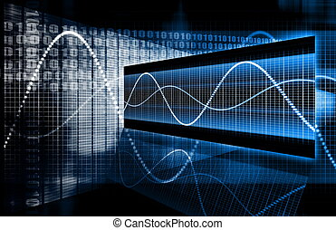 tecnologia, multimedia, dati