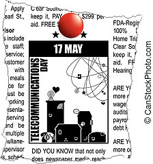 telecomunicazioni, classifieds, giorno
