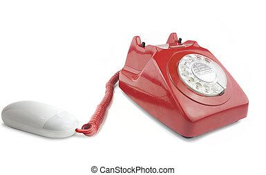 telefonate, internet