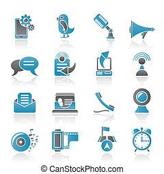 telefono, comunicazione, mobile