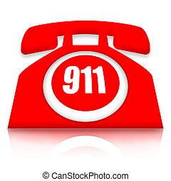telefono, emergenza
