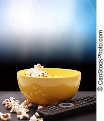 televisione, orologio