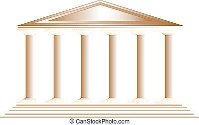 tempio, greco