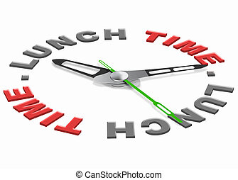 tempo pranzo