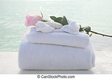 terme, asciugamani