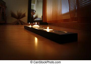 terme, candela