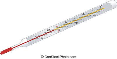 termometro mercurio