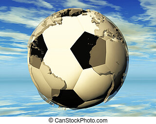 terra, football