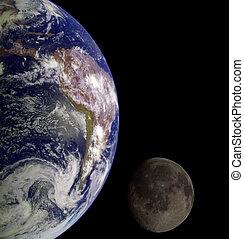 terra, &, luna