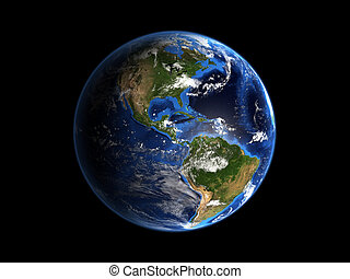 terra pianeta, hi-res