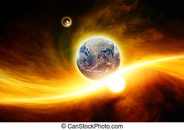 terra pianeta, pericolo