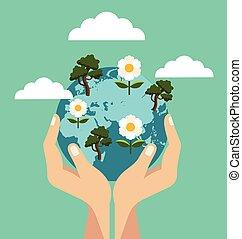 terra pianeta, presa porge