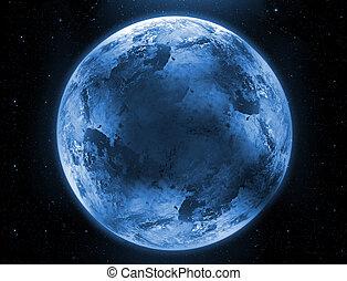 terra pianeta, programmazione strutturata, alba