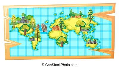 terra, risorse naturali, worldmap